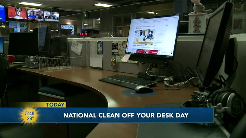 It's a new year and a great opportunity to start it fresh and clean. National Clean Off Your...