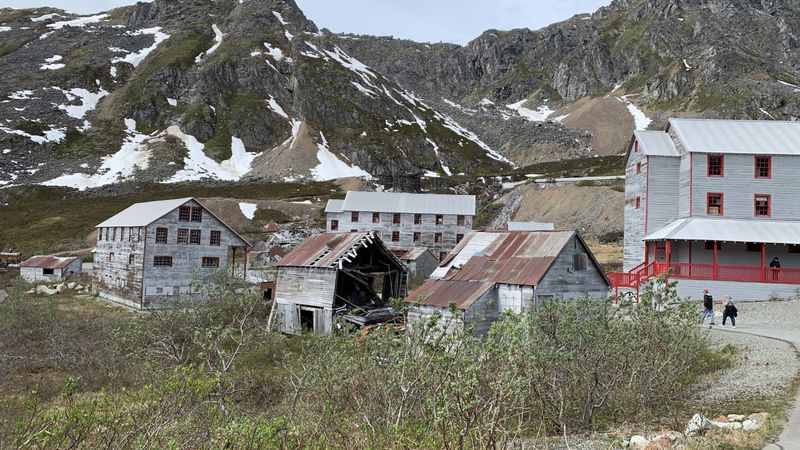 Independence Mine in Hatcher Pass damaged twice in one week.