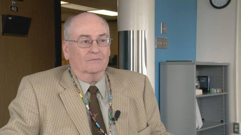 David Morgan, Anchorage Health Department director appointee.