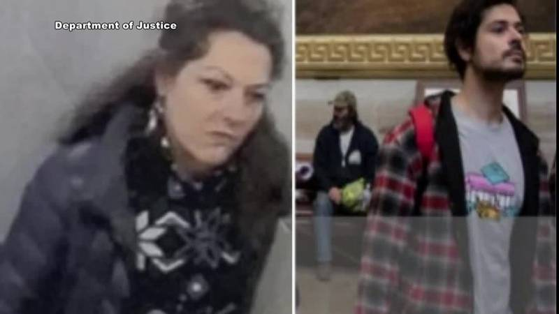FBI arrested Maryann Mooney-Rondon, of Watertown, New York Friday, along with her son Rafael.