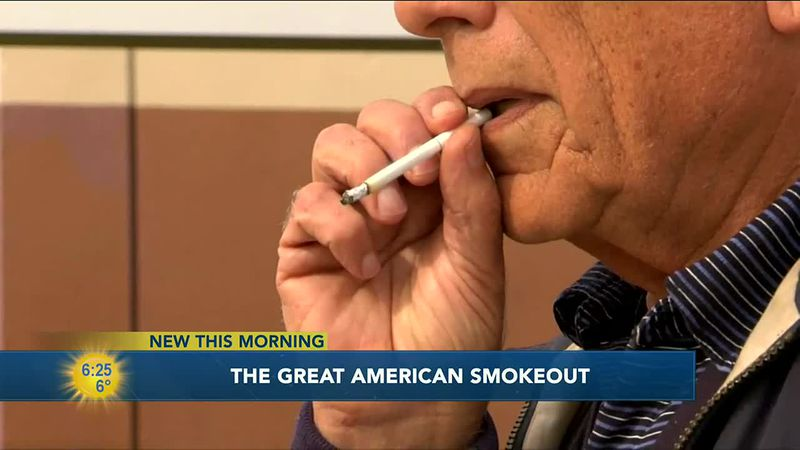 For the past 45 years the American Cancer Society has used The Great American Smokeout as a...