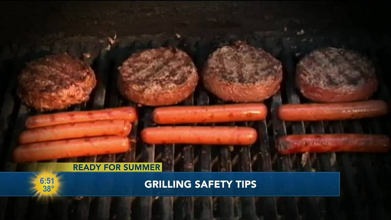 As the weather warms here in Alaska the grills are coming out of storage, what you need to...