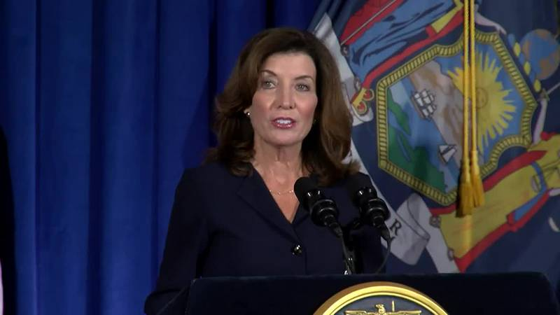 New York Lt. Gov. Kathy Hochul prepares to step up as governor after Andrew Cuomo resigns....