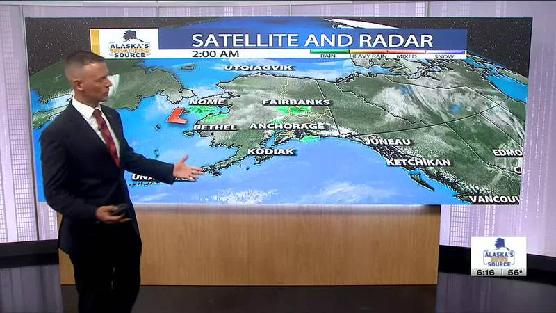 Thursday, August 19 Morning Weather