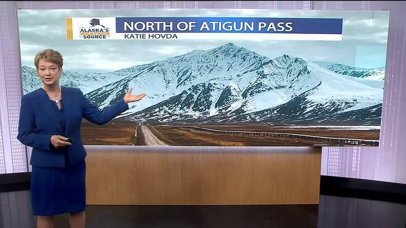 10 miles North of Atigun Pass - Katie Hovda