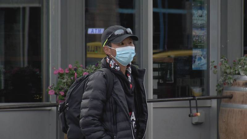 Anchorage remains under an emergency order requiring masks in public settings.