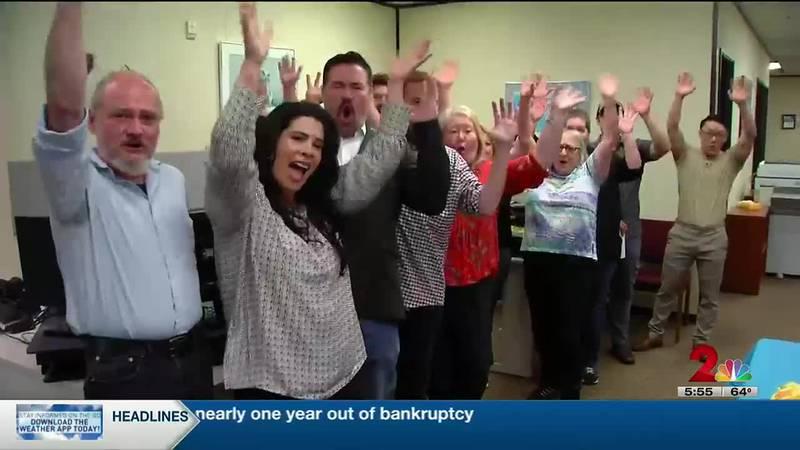 The Insurance Center, An Alaskan Corporation, this week's breakfast club winner.