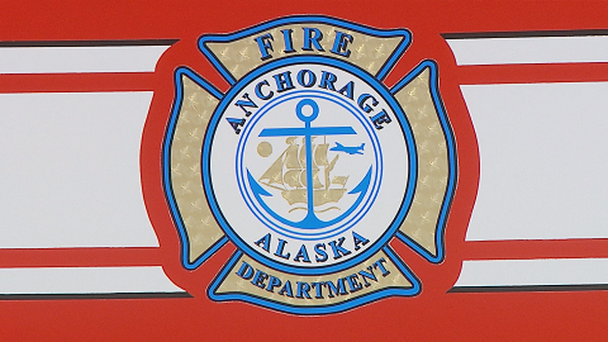 Anchorage Fire Department logo