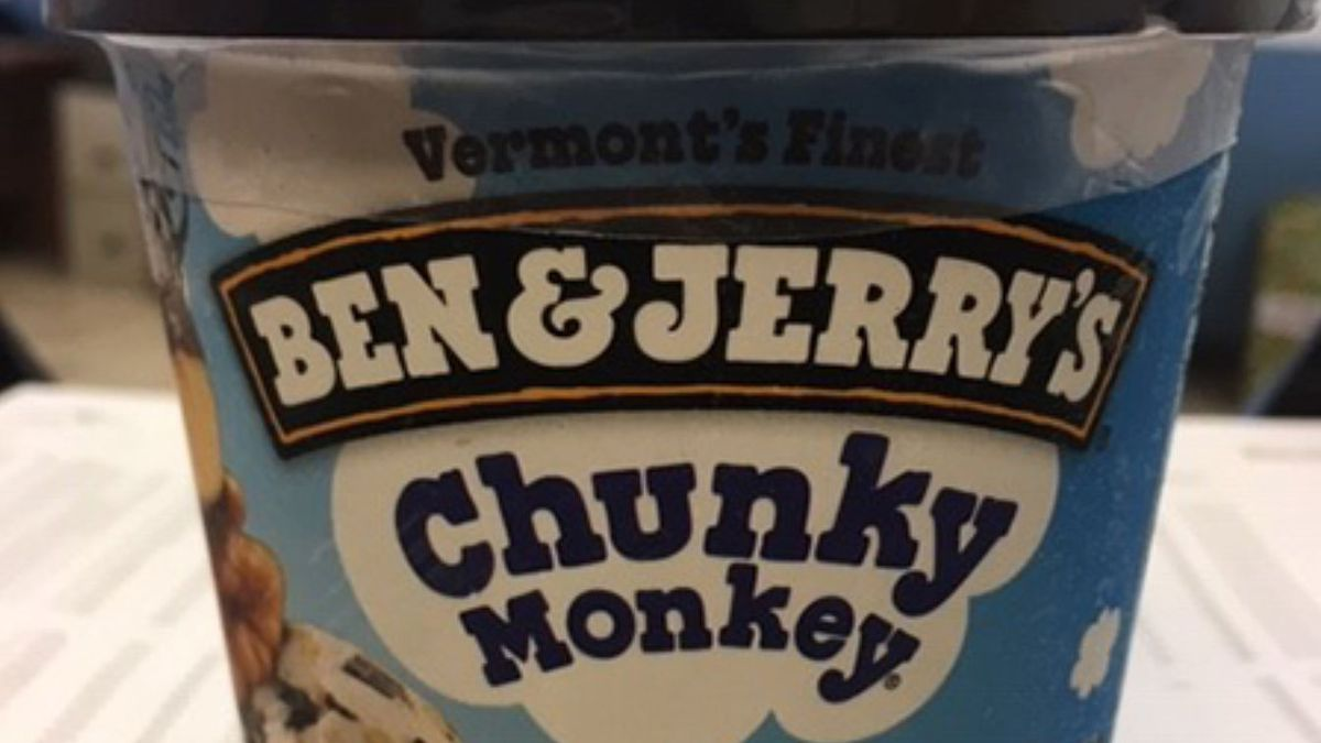 Some Chunky Monkey pints and Coconut Seven Layer Bar bulk products were recalled by Ben & Jerry's due to possible undeclared tree nuts. (Source: FDA)