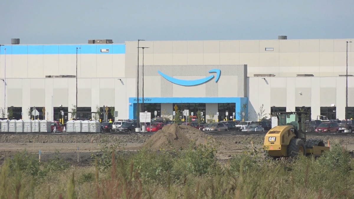 The new Amazon facility is opening on Sept. 19 in Fargo, ND. Nationally, Amazon is looking to...
