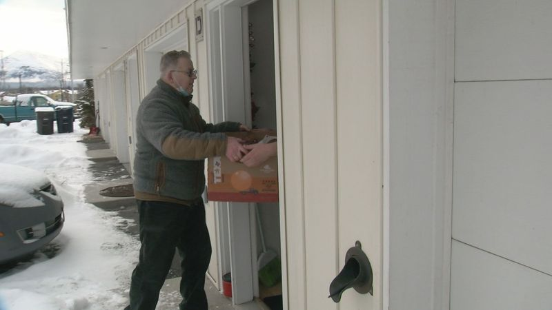 A popular food pantry is now offering home deliveries.