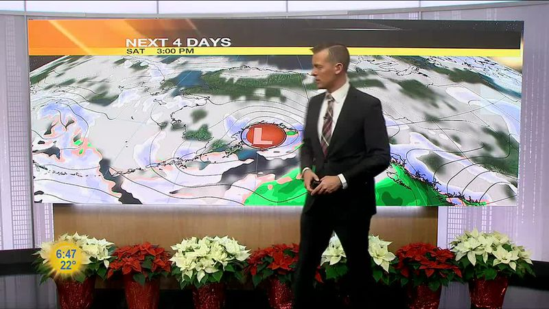 Thursday, December 17, Morning Weather