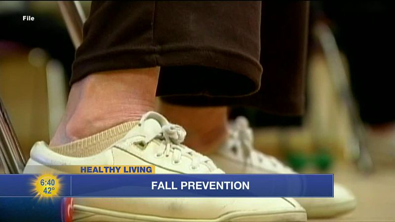 Healthy Living: fall prevention.