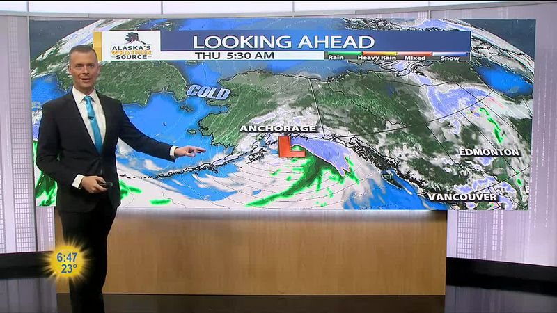 Wednesday, April 7 Morning Weather