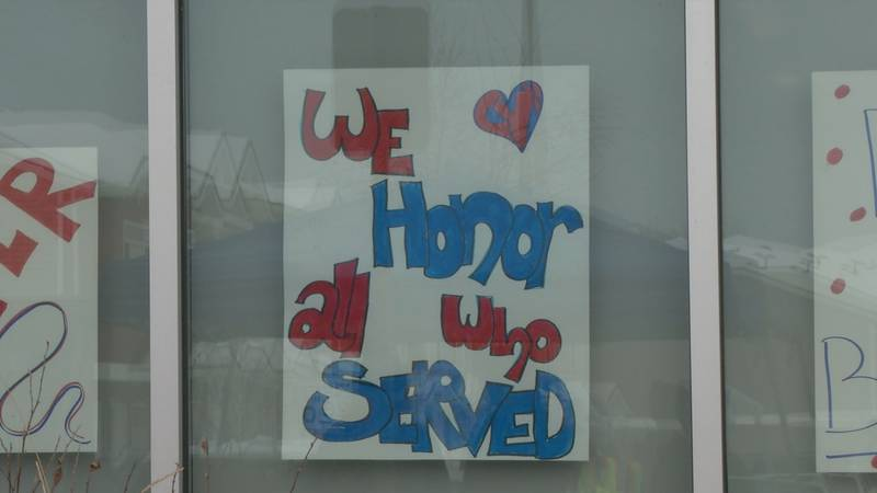 Cohen Veterans Network's new East Anchorage facility is showing its appreciation to veterans...
