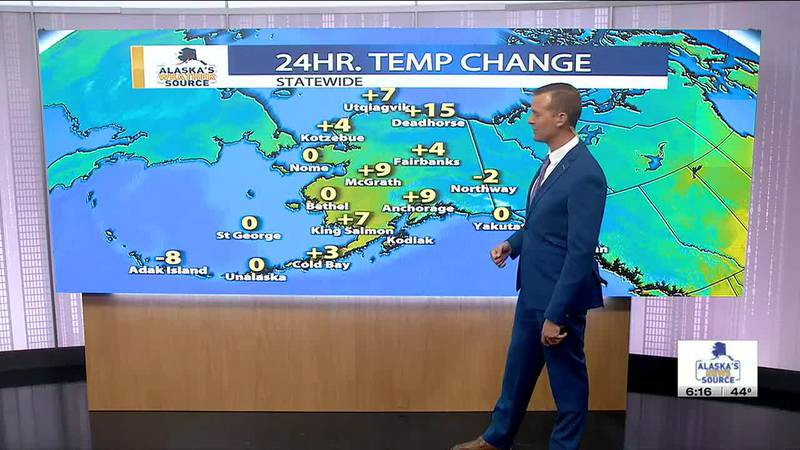 Wednesday, October 6 Morning Weather