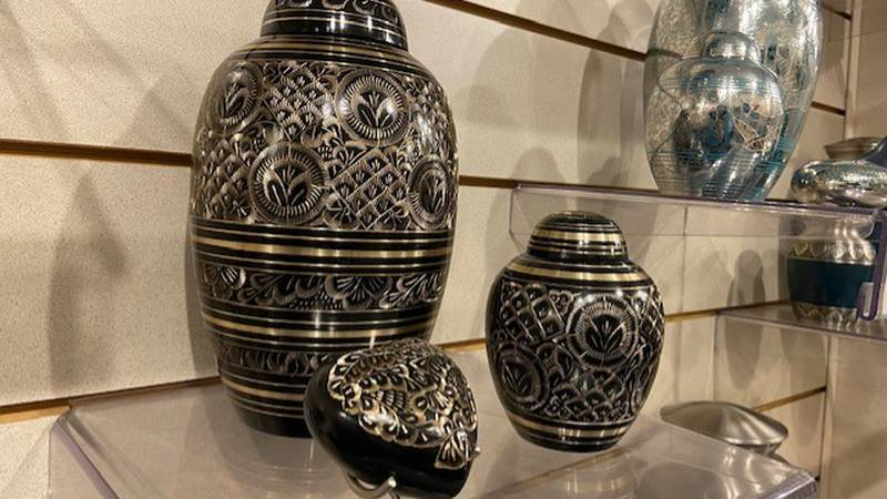 More Alaskans are turning to cremation over traditional burials, and COVID-19 has shown a need...