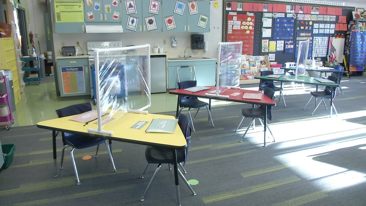 ASD remains closed to in person learning through the first semester