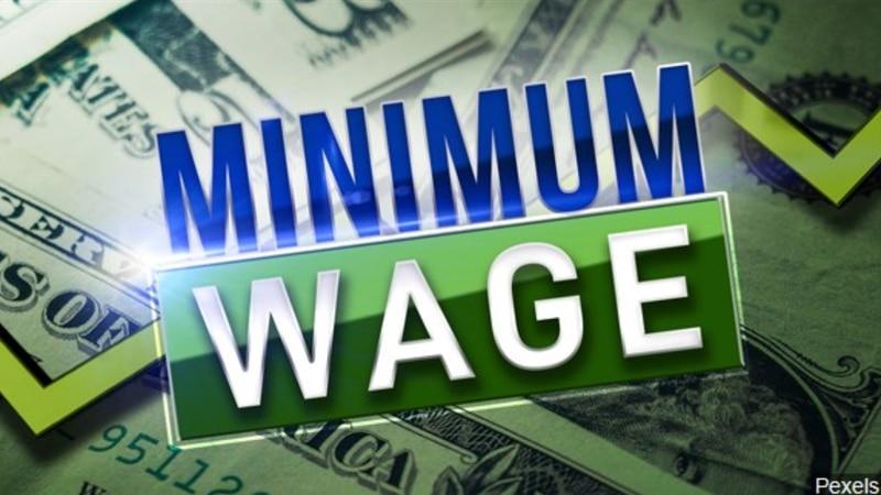 2021 brings minimum wage increase