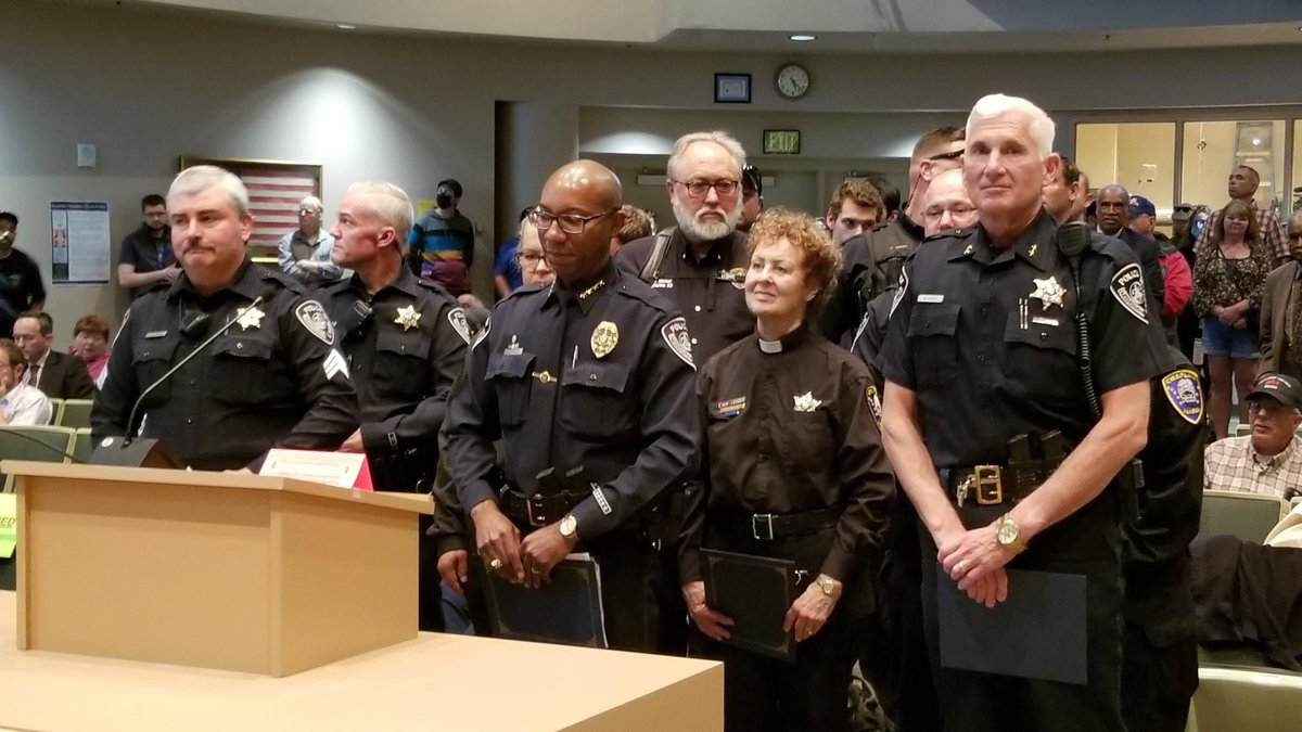 Anchorage Assembly members voted unanimously to confirm former Acting Police Chief Kenneth...