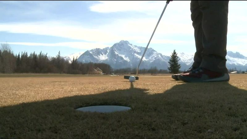 Alaskan golf season could start soon