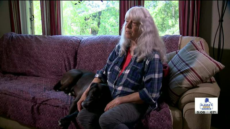 Kathy Newman had an unexpected encounter with a moose and spent four days in the hospital