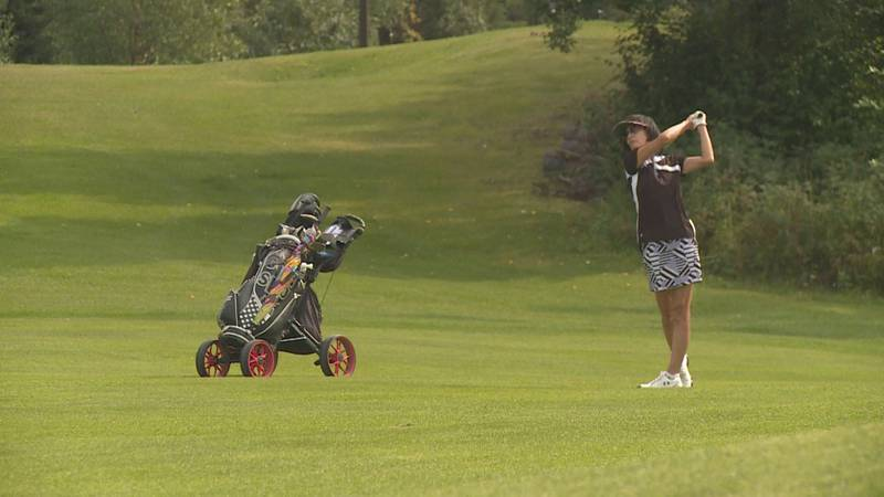 Anchorage Golf Course held a 2021 USGA Senior Amateur qualifier on Monday, Aug. 16, 2021 in...