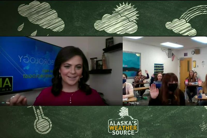 Weather Lab: Grace Christian School learns what it takes to become a meteorologist
