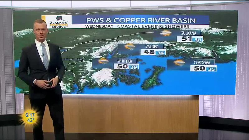 Wednesday, April 28 Morning Weather