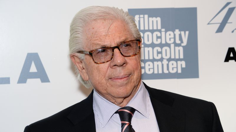 Journalist Carl Bernstein arrives at the 42nd Annual Chaplin Award Gala Honoring Robert Redford...