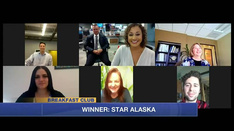 STAR Alaska was this week's breakfast club winner.