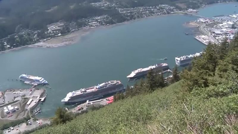Seward will get $2 million to help deal with no major cruise ships this season
