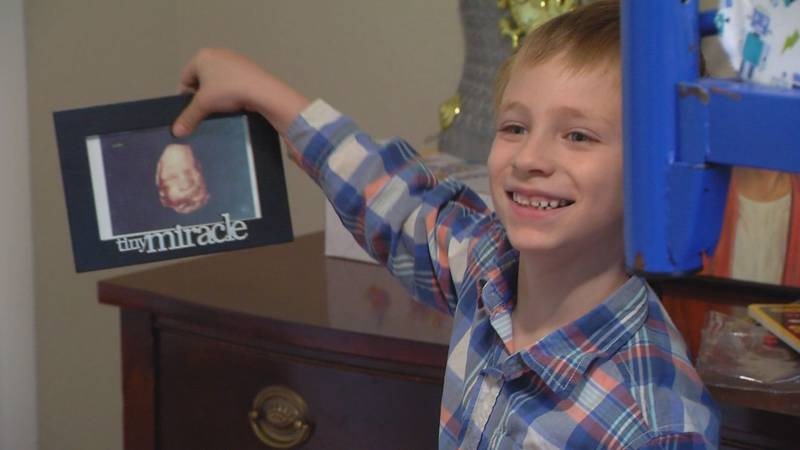 Steven Beaty and his family in Anchorage are hoping for a service dog soon to help him.