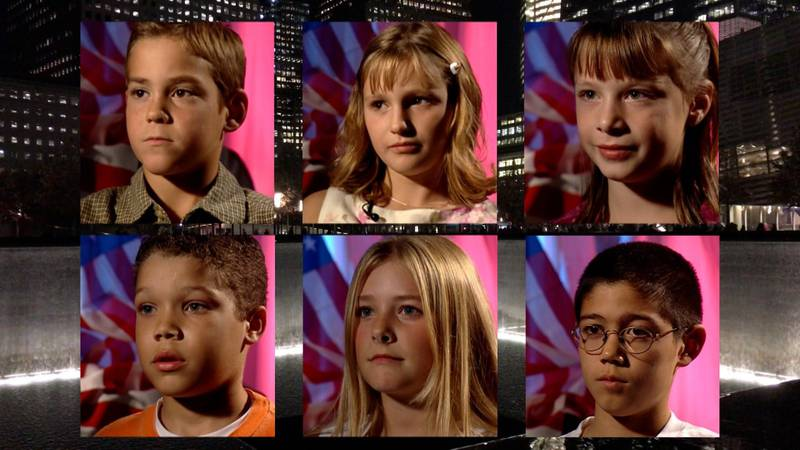 Children in Anchorage were interviewed about the 9/11 attacks shortly after they happened in...