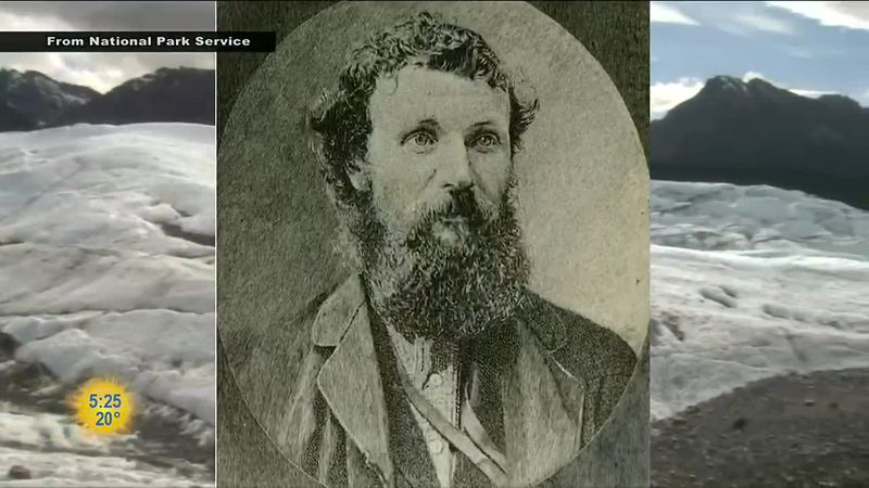 """Known as the """"Father of the National Parks"""" John Muir wrote about the wilderness in awe..."""