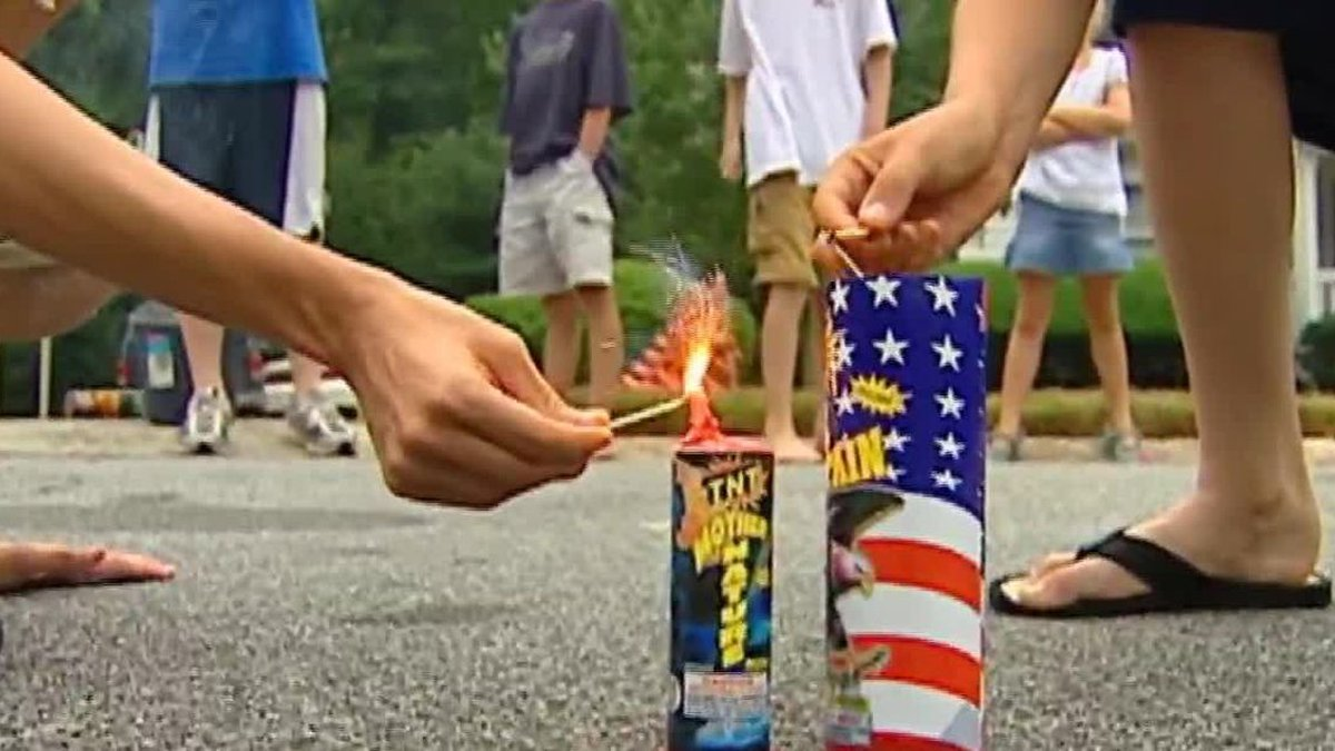 About 10,000 people were treated for fireworks-related injuries in 2019 and 73% of those...