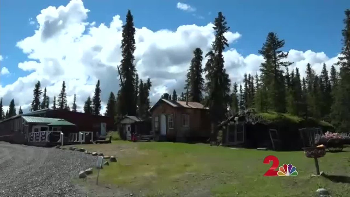 The Clearwater Mountain Lodge on the Denali Highway. (KTUU)
