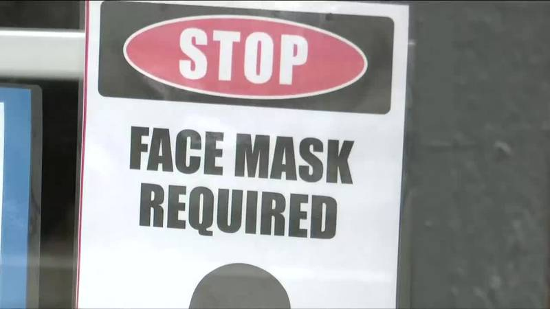 Mask requirements in businesses and sometimes in public were just one of the many new...