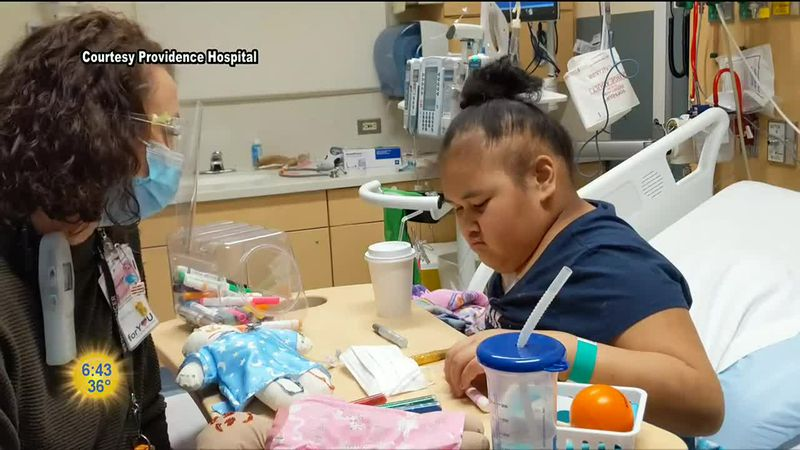 Healthy Living: Child Life Specialists