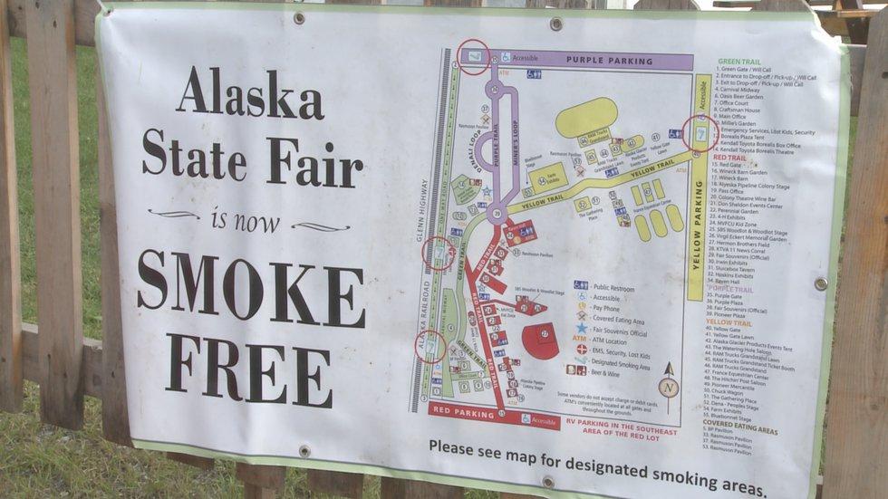 Alaska State Fair will run from August 20 - September 6.