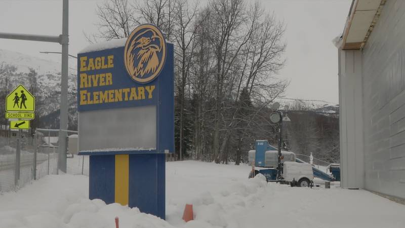 Renovations continue at Eagle River Elementary
