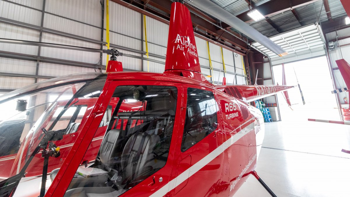 Alpine Air Helicopter