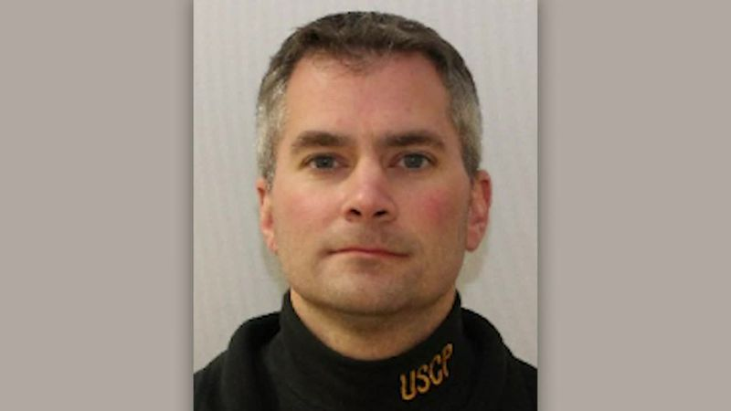 Officer Brian Sicknick remembered as proud veteran