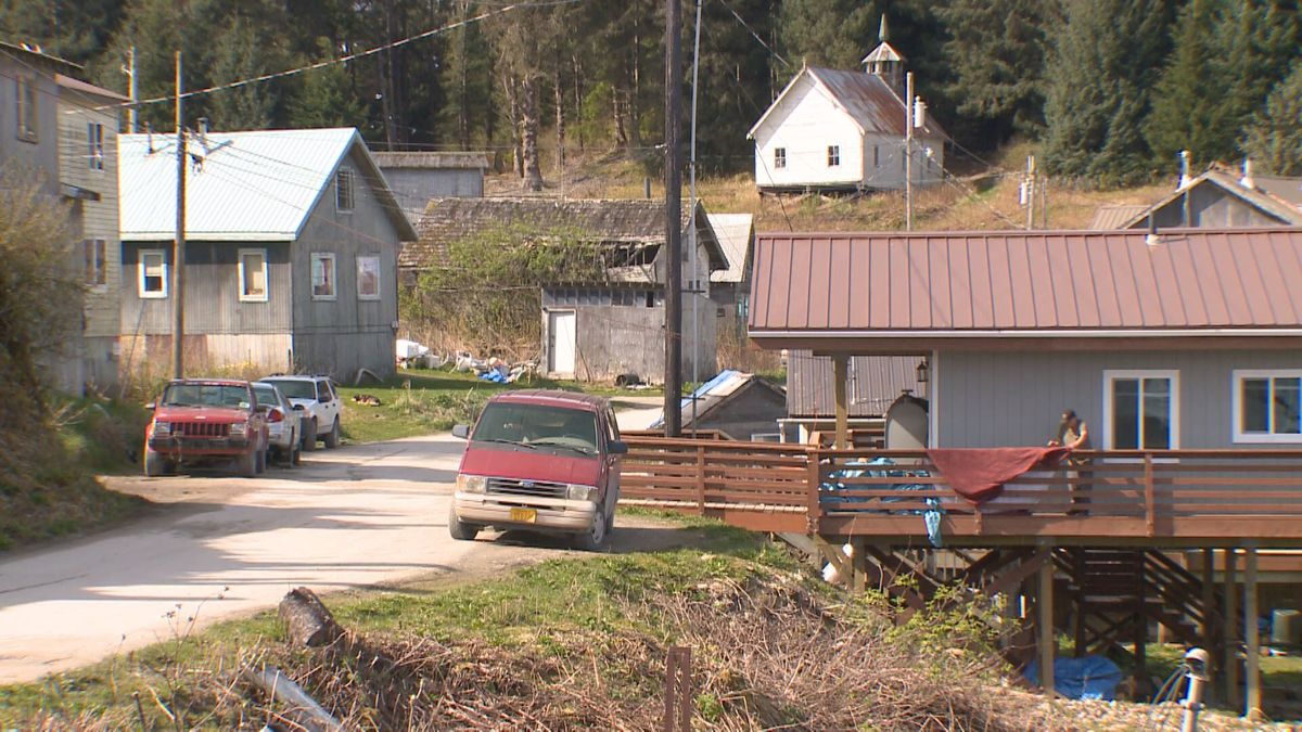 The City of Angoon, Alaska (KTUU)