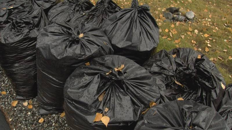 Extra bags bring higher rates for many Alaska Waste customers in Anchorage.