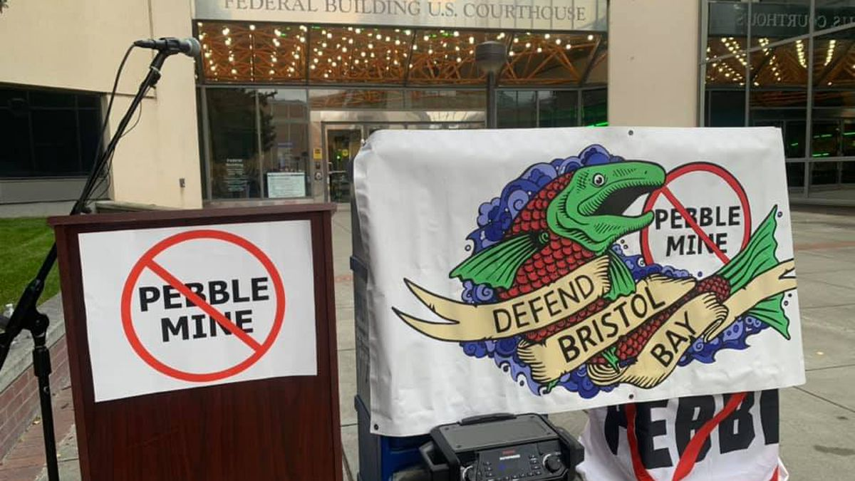 Five groups are announcing a lawsuit against the EPA on Oct. 8, 2019. (Photo from Grant...