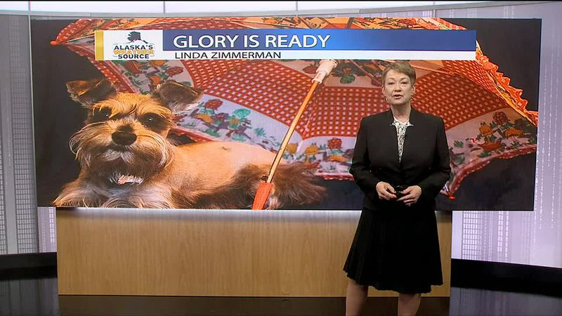 Glory is ready for April showers! Linda Zimmerman_JP 4-14-21