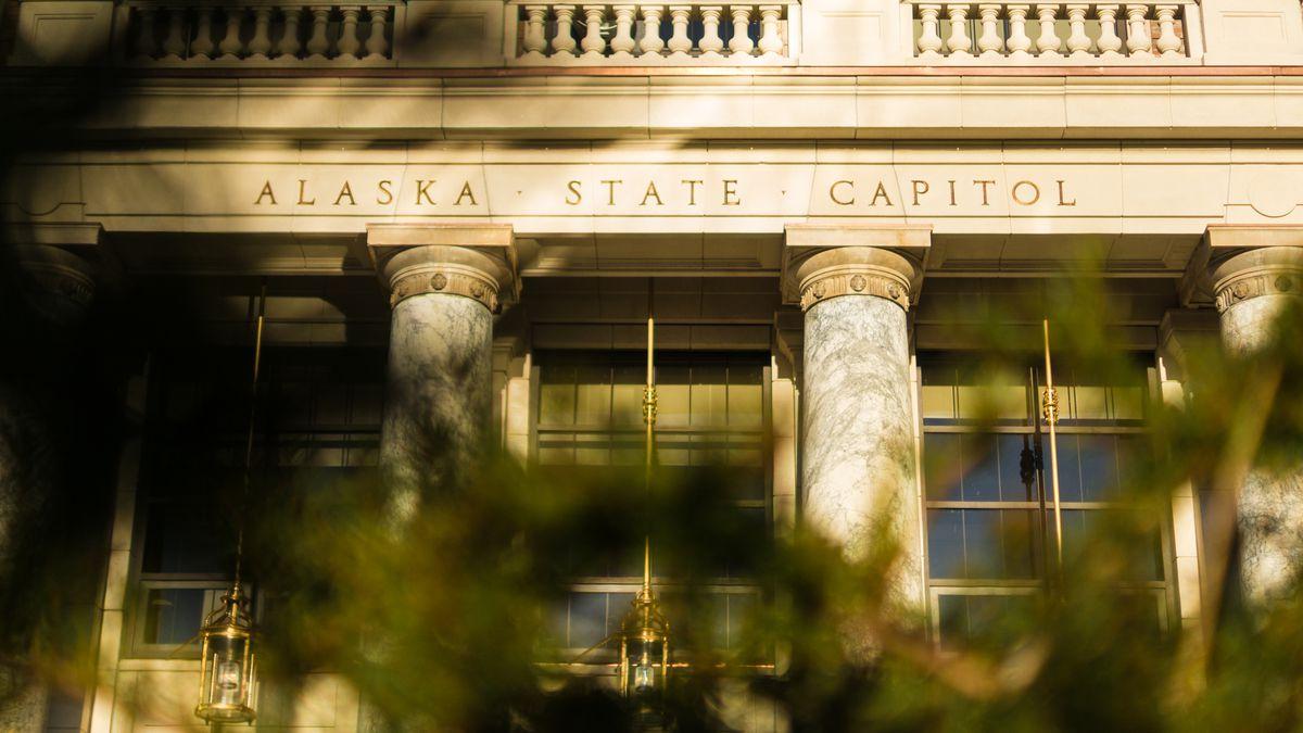 The Alaska State Capitol