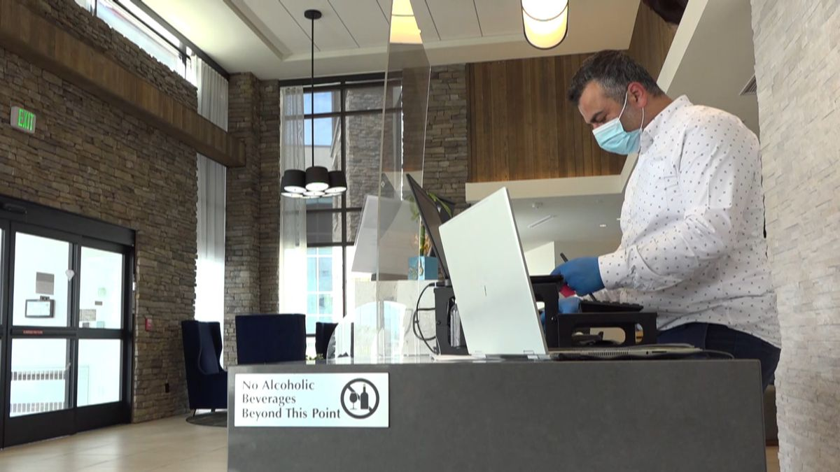 Hotels now have to tell their workers about quarantined guests in Anchorage.
