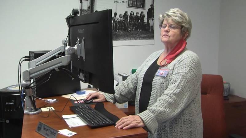 Wasilla Mayor Glenda Ledford.